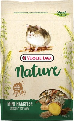 NATURE V-L, Mini Hamster, 400g.