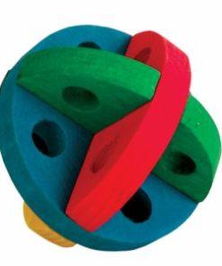 Aktivitetsball i tre Ø8,5cm
