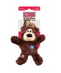 Kong Wild Knots Björnar Mix Xs 11X10X5 Cm