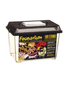FAUNARIUM ExoTerra, Plast, Nr. 2, Small, 23x15.3x16.5cm.