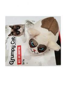GRUMPY CAT Katteleke, Mus m/knitrelyd