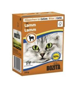 BOZITA, Biter i gelé, Lam, 370g.