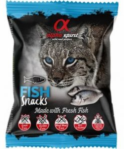 Cat Fish Snack, Alphaspirit, 50 G