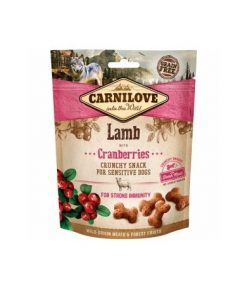 Dog Crunchy Snack Lamb 200G