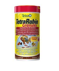 Tetra Rubin Granulat 250ml.