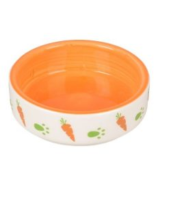 SKÅL Iggy Orange, Keramikk, 8,5cm. 70ml.