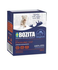 BOZITA Hund, Naturals, Tender Chicken, 370g.