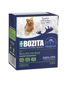 BOZITA Hund, Naturals, Elg, 370g.