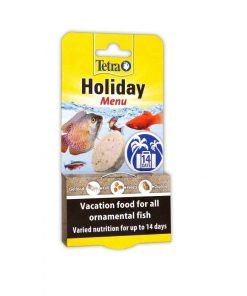 Tetra Holiday Menu 30g.