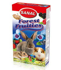 Gnager drops Forest Fruities 50 gr