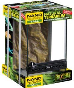 TERRARIUM Exoterra, Nano Tall, 20x20x30cm.