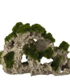 AKVARIEDEKOR Moss rock 3, 25x9x17 cm