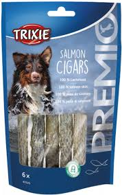 Premio Salmon Cigars, 12.5 Cm, 6 Pcs./70 G