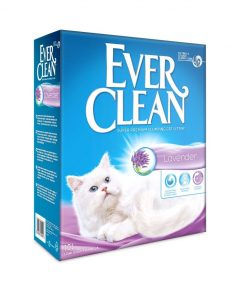 EVER CLEAN Lavendel, 10L.