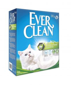EVER CLEAN 10L. Extra Strong Clumping, Scented