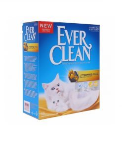 EVER CLEAN 10L. (gul) Litterfree Paws