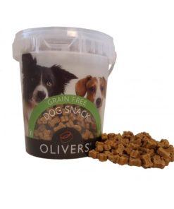 Treningssnacks Oliver Grain Free Mini Chicken 500 gr.