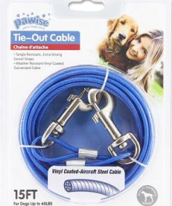 TIE-OUT CABLE Pawise, 6m. Max. 54kg.