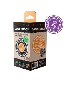 POOP BAGS Biobased, Scented, 120stk.