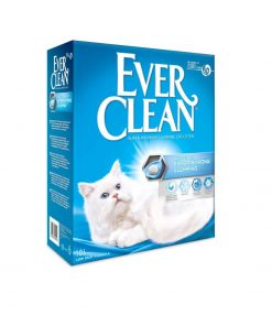 EVER CLEAN 10L. (Blå) Extra Strong Clumping, Unscented