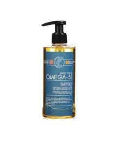 OMEGA-3 Non-Stop, Olje av hvit fisk, 300ml.