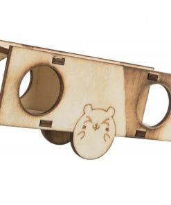 Vippe, Hamster/Mus, Brendt Tre, 5 × 7.5 × 17 Cm