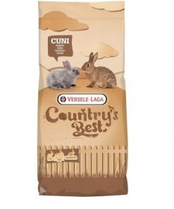 CUNI FIT+ Countrys Best, Kaninpellets, 20kg.