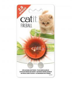 PLAY CIRCUT Fireball, Reserveball, Catit Senses 2.0