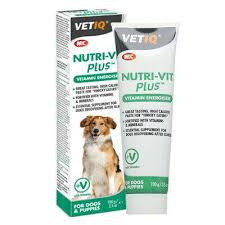 NUTRI-VIT, VetIq, Næringspasta, Hund, 100g.