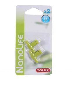KRAN Zolux, Plast, 2pk. Luftpumpe