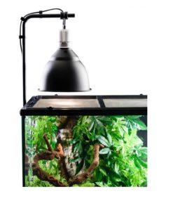 LAMPEHOLDER ExoTerra, 3.8x21.6x54cm.
