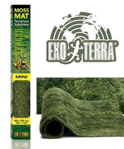 MOSS MAT ExoTerra, Mini, 30x30cm.