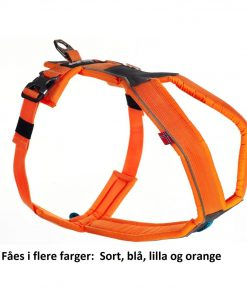 Non-Stop Line Harness, orange 3
