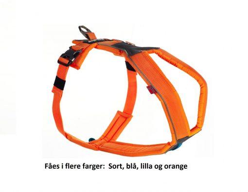 Non-Stop Line Harness, orange 3