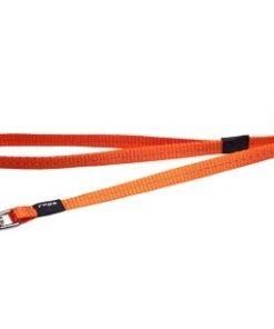 Rogz Utility Koppels Orange 11Mm 180Cm