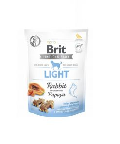 Brit Care Dog Functional Snack Light Rabbit 150G