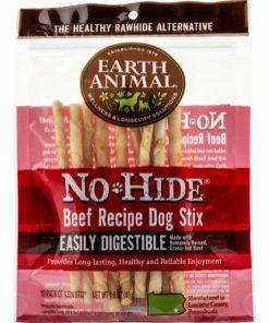 No-Hide Beef Chew Stix 10 Stk.