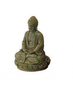 AKVARIEDEKOR Bayon-Buddha 2