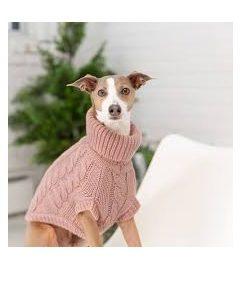 GENSER Go Fresh Pet, Strikket, Chalet Rosa, M