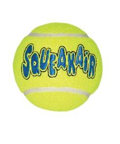 SQUEAKER Kong, Airdog, Tennisball, M, 7cm.