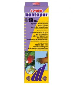 Fiskemedisin Baktopur 100 ml.