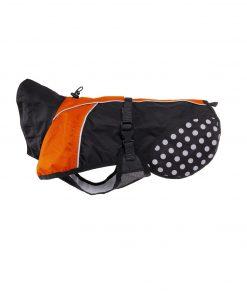 Non-Stop Beta Pro Raincoat, Orange, 27cm.