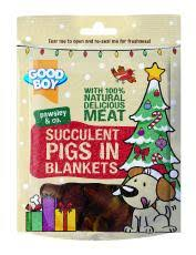 Gboy Pigs In Blankets, 70 G