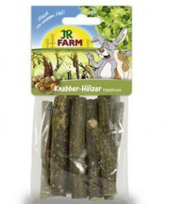 Jr Farm Gnagarpinnar Hasselnöt 40Gr