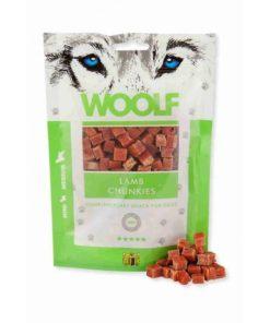 Woolf Lamb Chunkies 100G