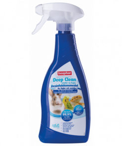 DEEP CLEAN Beaphar, Burrens, 500ml.