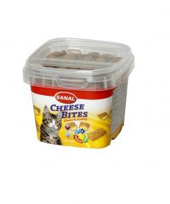 KATTESNACKS Cheesebites 75 gr