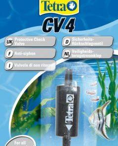 CV4 TetraTec, Bakventil