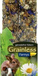 Jr Grainless Farmys Daisy Cornflower 140Gr