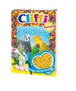 CLIFFI Morbido Super, Eggfór, 300g.